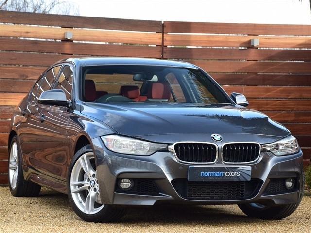 used BMW 335d XDRIVE M SPORT