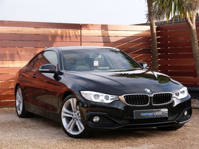 used BMW 420d SPORT