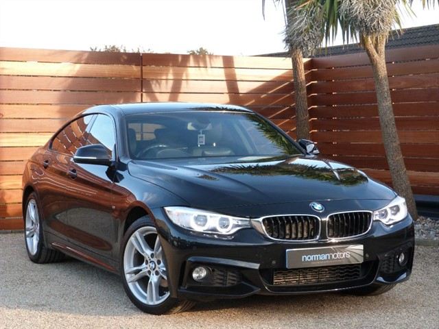 used BMW 420i M SPORT GRAN COUPE
