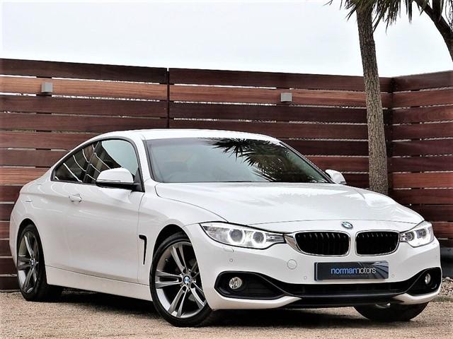 used BMW 420i SPORT