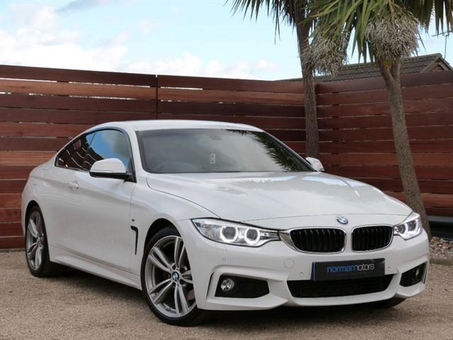 used BMW 428i M SPORT