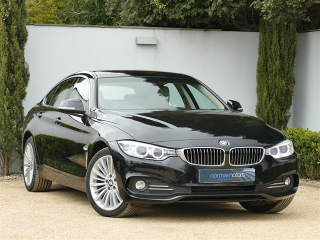 used BMW 420d XDRIVE LUXURY GRAN COUPE