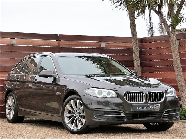 used BMW 520d SE TOURING