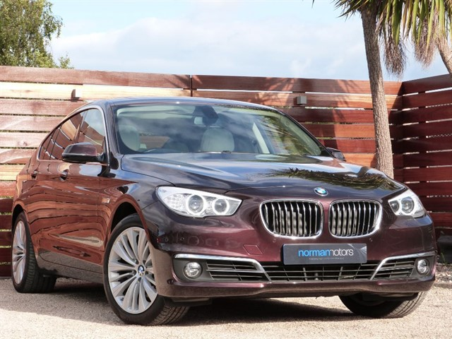 used BMW 520d LUXURY GRAN TURISMO