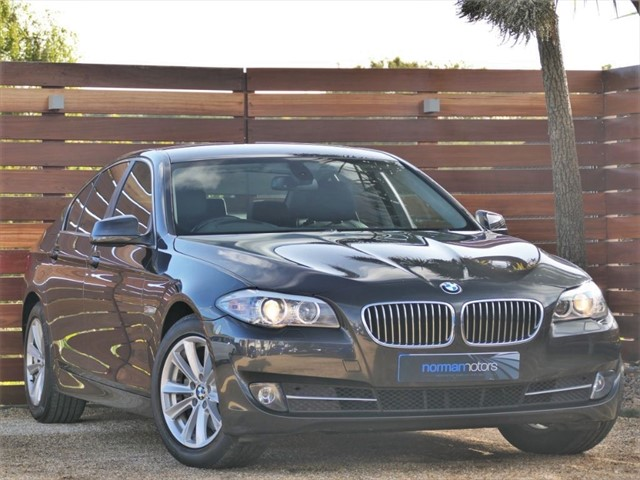 used BMW 520d EFFICIENTDYNAMICS