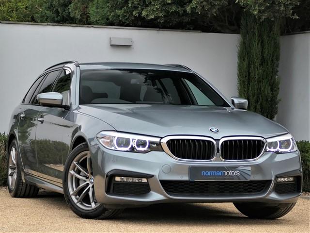 used BMW 520i M SPORT TOURING