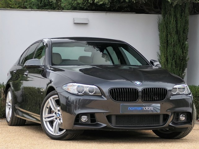 used BMW 535 ActiveHybrid M Sport