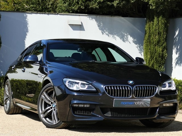 used BMW 640i M SPORT GRAN COUPE