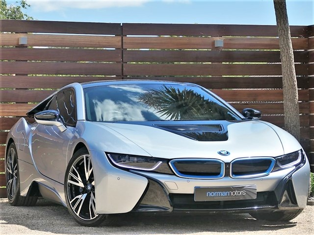 used BMW i8 PURE IMPULSE DESIGN