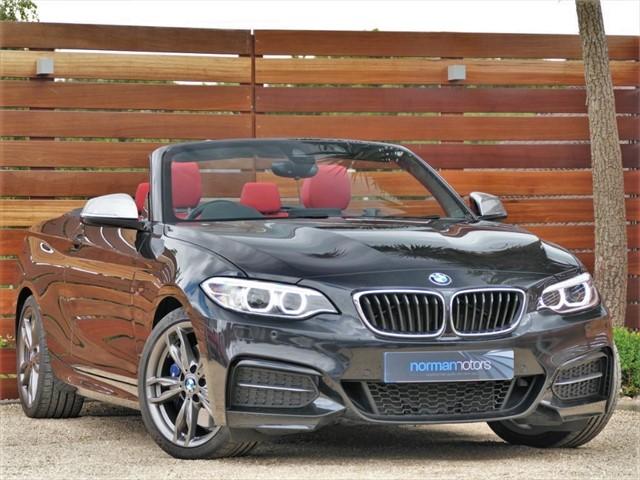 used BMW M240i