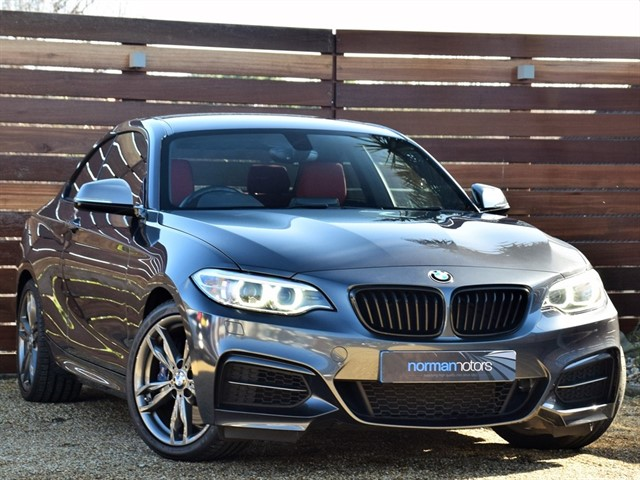 used BMW M240i COUPE