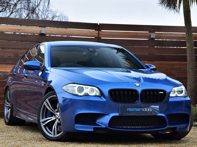 used BMW M5 4.4
