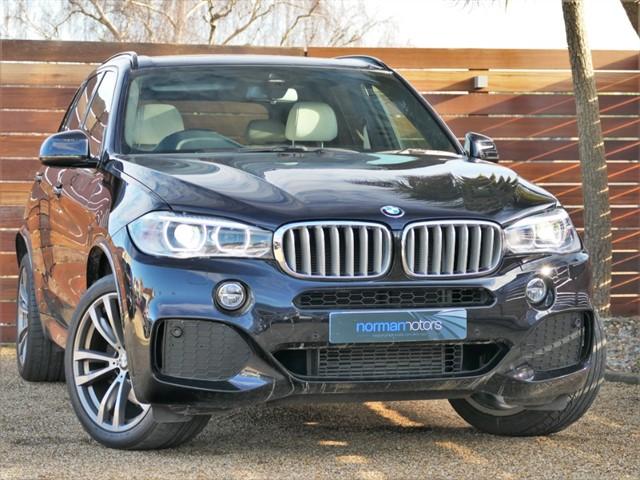used BMW X5 M XDrive 4.0d M Sport