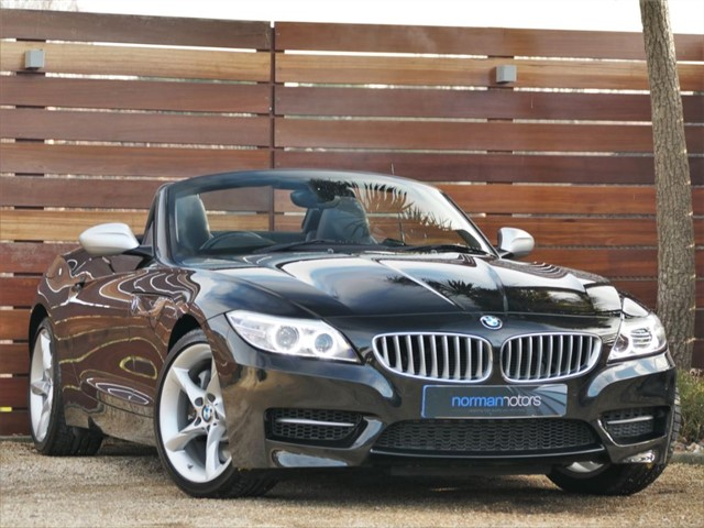 used BMW Z4 SDRIVE35IS ROADSTER