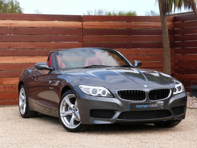 used BMW Z4 2.0 20i M Sport sDrive