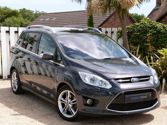 used Ford C-Max GRAND TITANIUM X