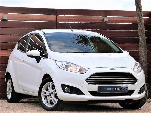 used Ford Fiesta ZETEC