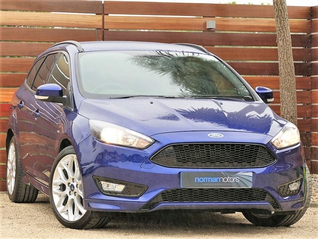 used Ford Focus ST-LINE TDCI