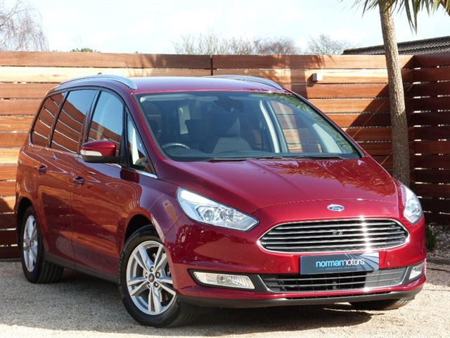 used Ford Galaxy TITANIUM TDCI