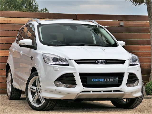 used Ford Kuga TITANIUM X