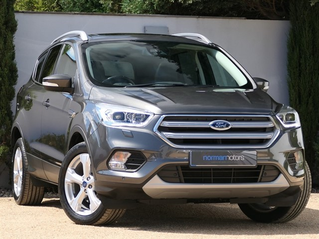 used Ford Kuga ST-LINE X