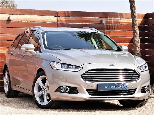 used Ford Mondeo TITANIUM TDCI