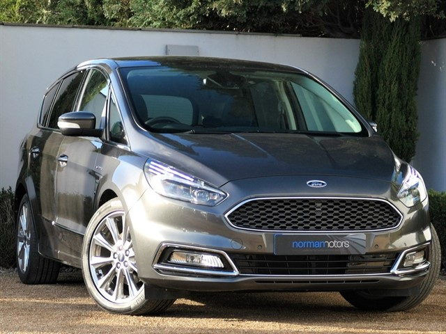 used Ford S-Max VIGNALE TDCI