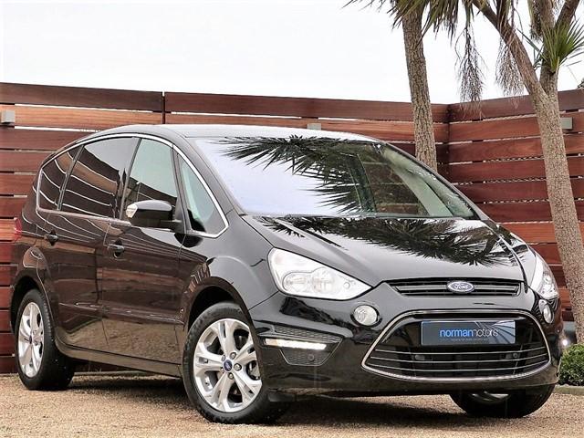 used Ford S-Max TITANIUM TDCI