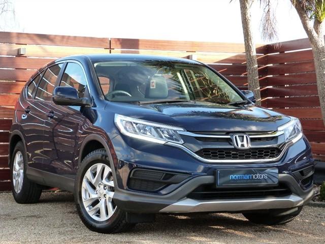 used Honda CR-V I-DTEC S NAVI