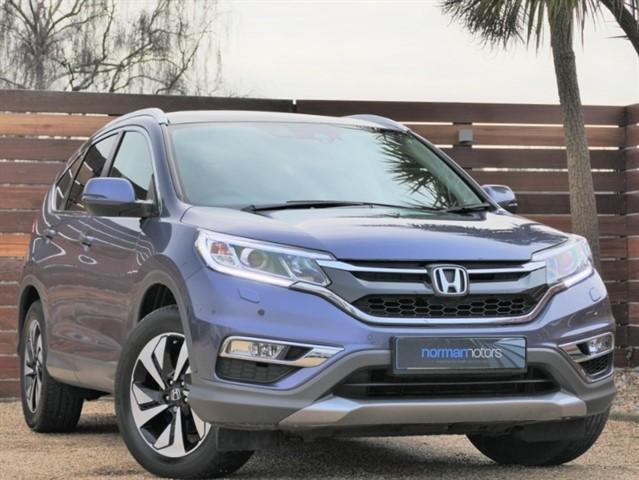 used Honda CR-V I-DTEC EX