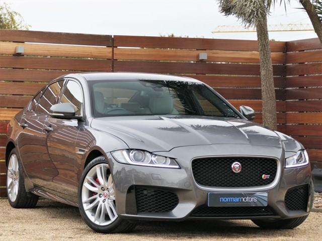 used Jaguar XF V6 S