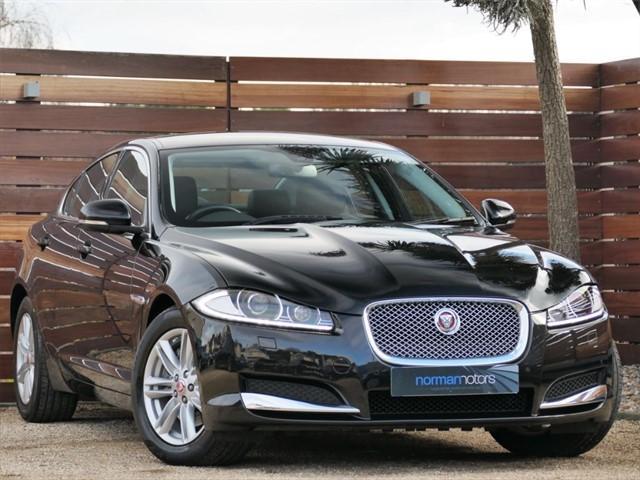 used Jaguar XF D PREMIUM LUXURY