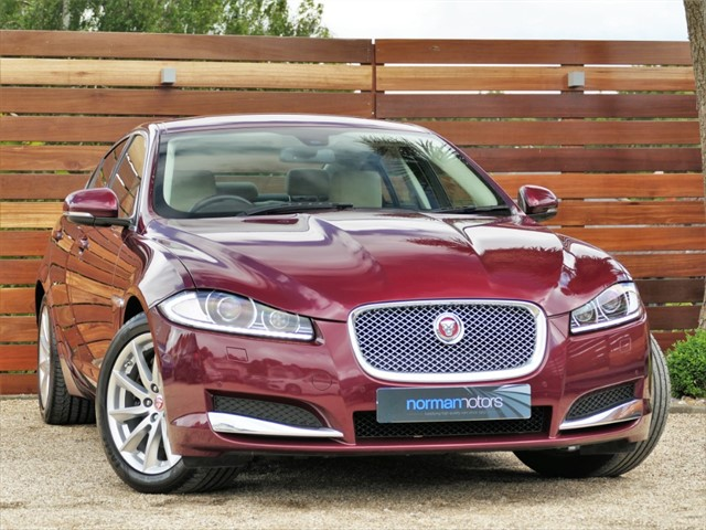 used Jaguar XF D PREMIUM LUXURY