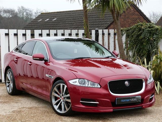 used Jaguar XJ V6 PREMIUM LUXURY
