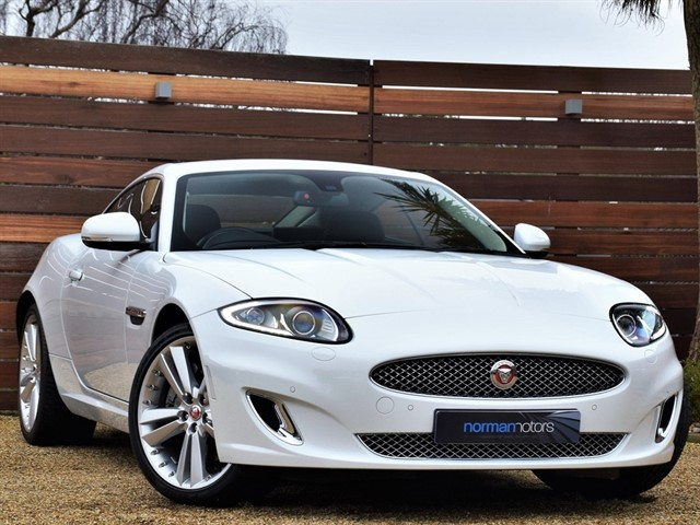 used Jaguar XK SIGNATURE