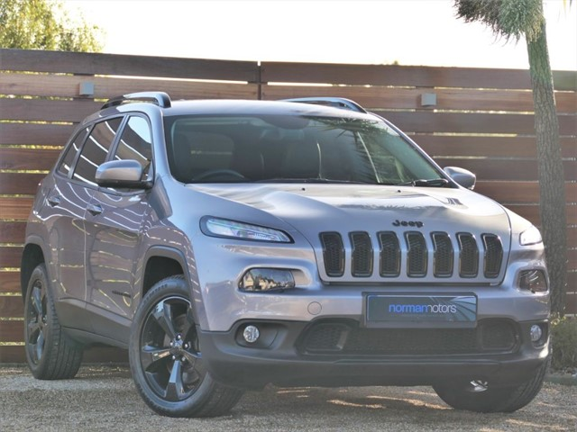 used Jeep Cherokee M-JET II NIGHT EAGLE