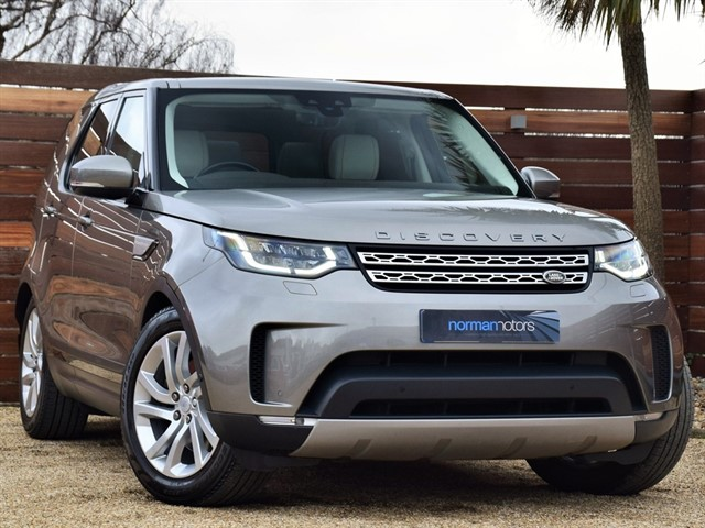 used Land Rover Discovery TD6 HSE