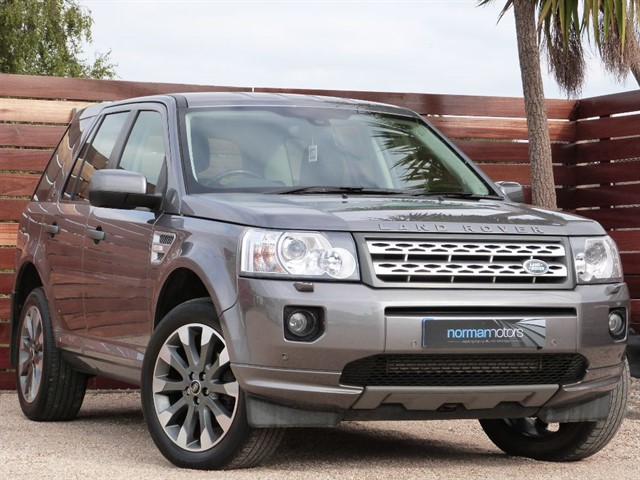used Land Rover Freelander SD4 XS