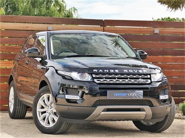 used Land Rover Range Rover Evoque SD4 PURE TECH