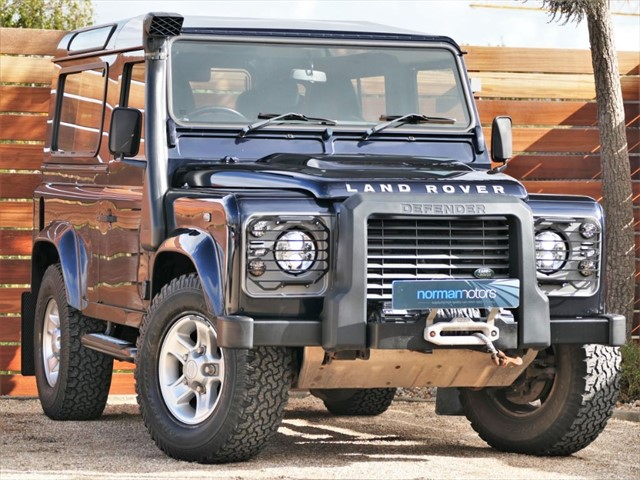 used Land Rover Defender TD XS STATION WAGON