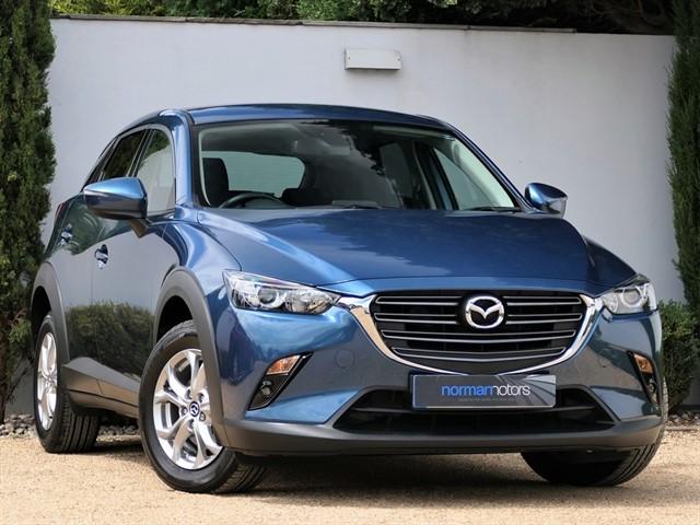 used Mazda CX-3 SE-L NAV PLUS