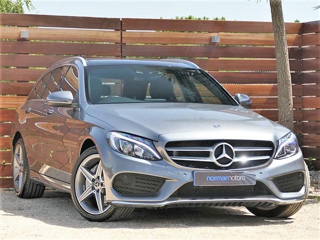 used Mercedes C200 C  4MATIC AMG LINE PREMIUM