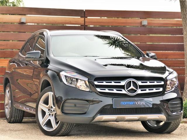 used Mercedes 200 GLA  D AMG LINE EXECUTIVE