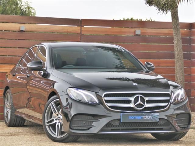 used Mercedes E220 E  D AMG LINE
