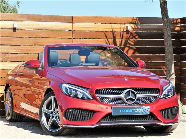 used Mercedes C250 AMG LINE PREMIUM PLUS