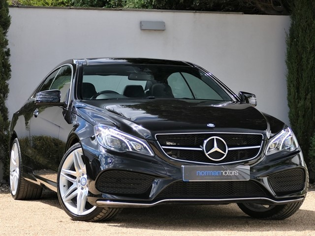 used Mercedes E350 D AMG LINE EDITION PREMIUM