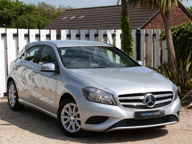 used Mercedes A180 CDI BLUEEFFICIENCY SE
