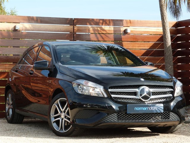 used Mercedes A180 CDI SPORT EDITION