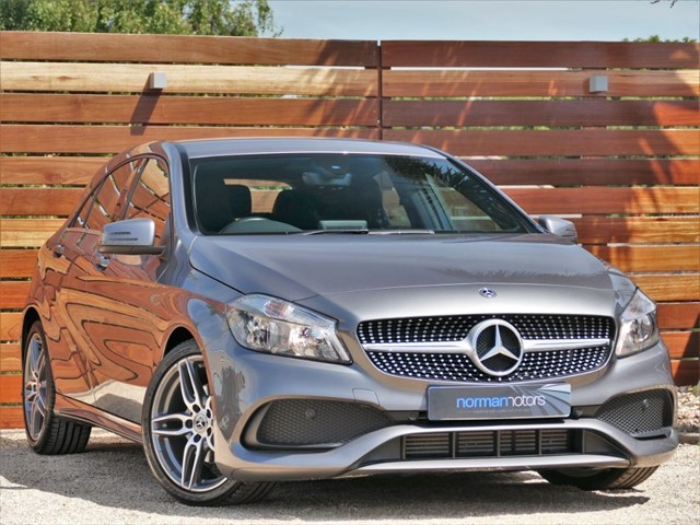 used Mercedes A160 A 160 AMG LINE