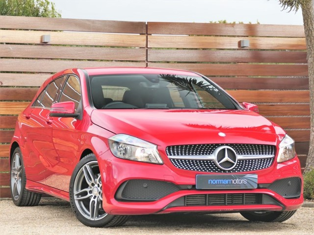 used Mercedes A160 AMG LINE